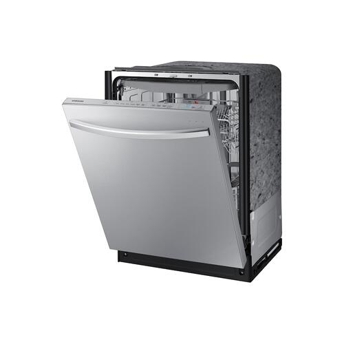StormWash™ 42 dBA Dishwasher in Stainless Steel