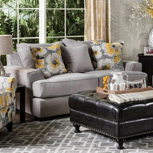 Furniture of America - Cashel Love Seat