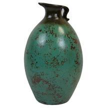 Medium Arby Turquoise Pot