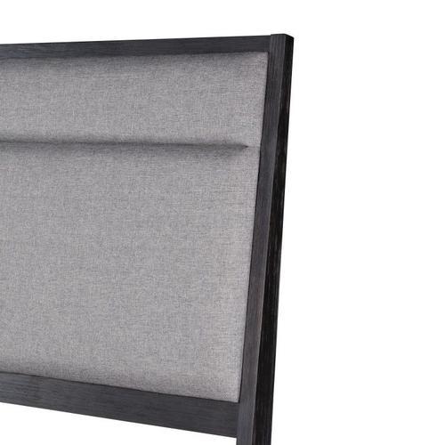 Standard Furniture - Thomas Black King Sleigh Bed