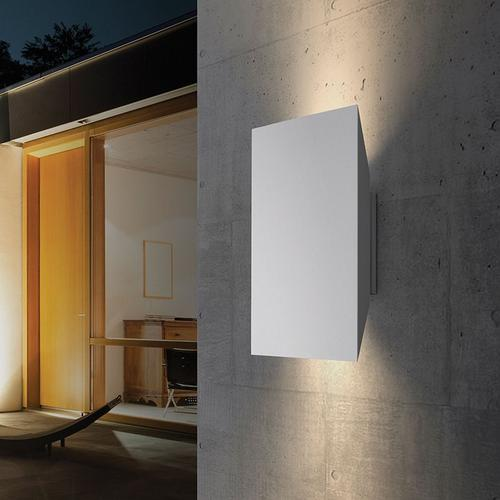 Sonneman - A Way of Light - Chamfer LED Sconce [Color/Finish=Textured White]