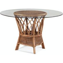 "Everglade 48"" Round Dining Table with Bevel"