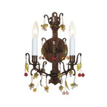 Product Image - Sconce With Crystals