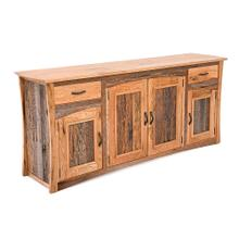 Hampton Heath 4 Door 2 Drawer Server
