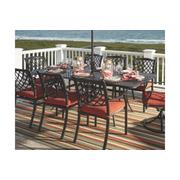 9-piece Outdoor Dining Package Product Image