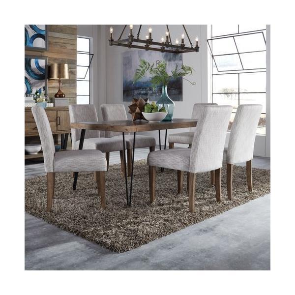 See Details - 7 Piece Rectangular Table Set