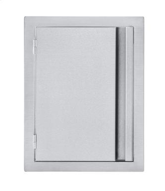 Vertical Access Drawer