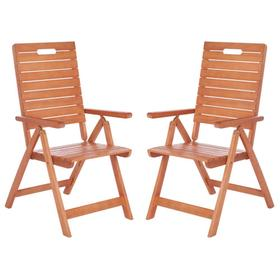 Rence Folding Chair - Natural