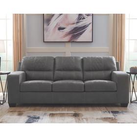 Narzole Sofa Dark Gray