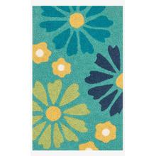 View Product - Han26 Green / Blue Rug