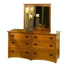 Prairie Home Dresser & Mirror
