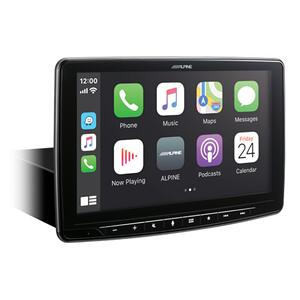 Alpine Halo9 Multimedia Receiver with 9-inch Floating Touchscreen Display