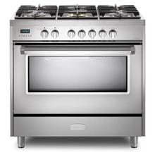 """Product Image - Stainless Steel 36"""" Dual Fuel - Designer Series"""