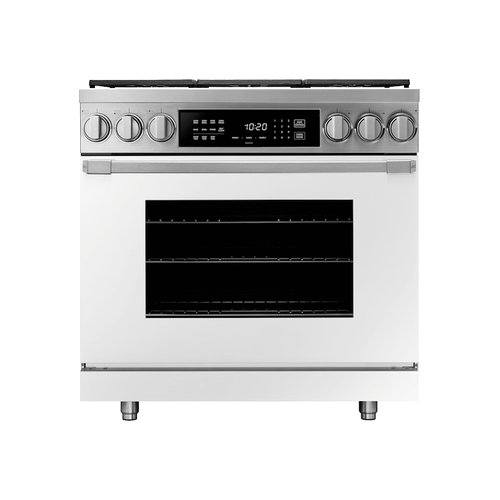 """30"""" Double Wall Oven, Bright White"""