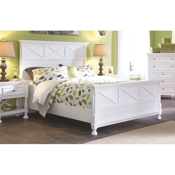 Kaslyn Queen Panel Bed