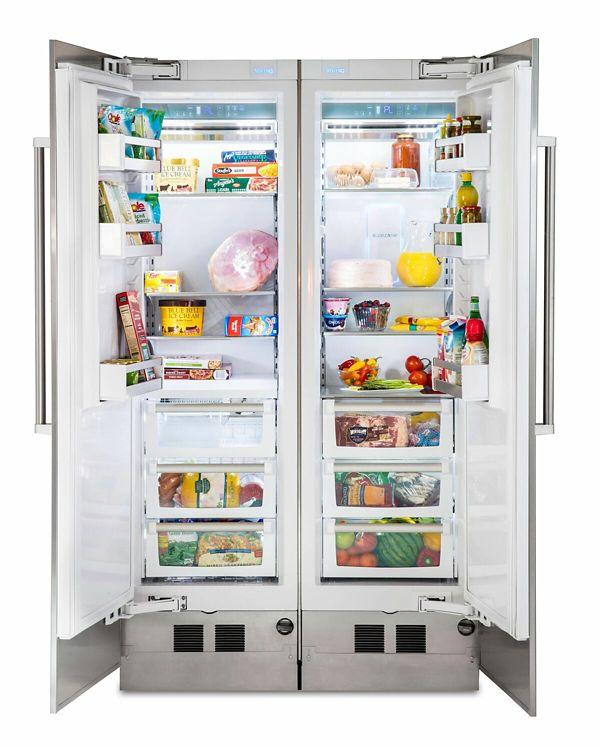 VFI7240W - 24 Fully Integrated All Freezer with 5/7 Series Panel Photo #2