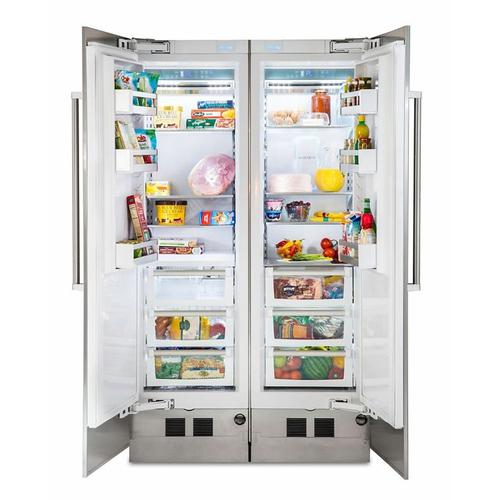 "VRI7240W - 24"" Fully Integrated All Refrigerator with 5/7 Series Panel Viking 7 Series"