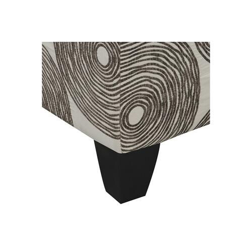 Porter International Designs - Malibu Sectional with Ottoman, U4608