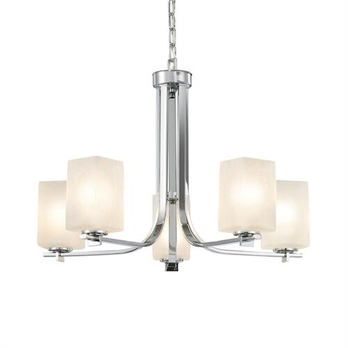 Era 5-Light Chandelier