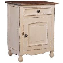 See Details - Cottage Storage Chest - Two Tone Mahogany