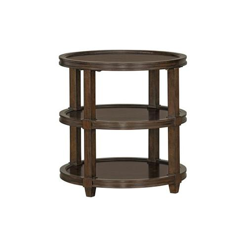 Bryant Round End Table