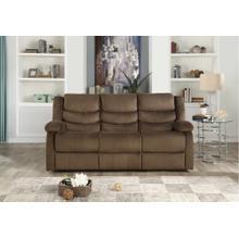 8016 Suede Sofa