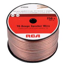 View Product - 250 Foot 16 Gauge Speaker Wire (Spool)