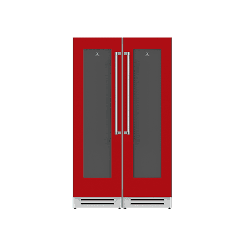 "Hestan - 48"" Wine Cellar Ensemble Refrigeration Suite - Matador"