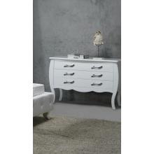Modrest Monte Carlo White Dresser