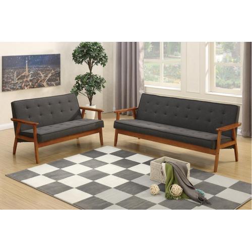 Gallery - A2a) 2-pcs Sofa Set