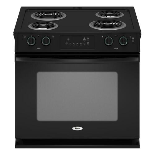 Wde150lvb In Black By Whirlpool Dade City Fl 30 Inch Drop
