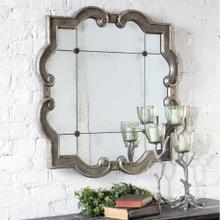 Prisca Quatrefoil Mirror