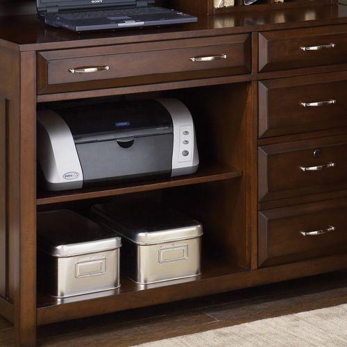 Liberty Furniture Industries - Computer Credenza