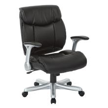 See Details - Executive Bonded Leather Chair