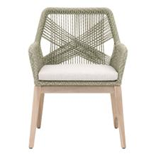 Loom Outdoor Limited Edition Arm Chair