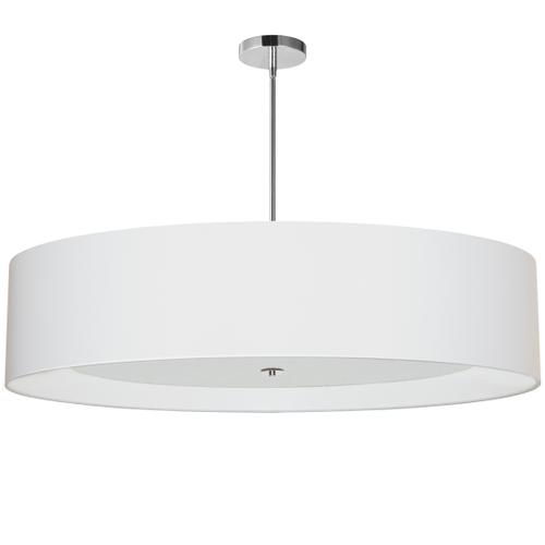 Product Image - 6lt Helena Pendant Pc, Wh W/wh Diffuser