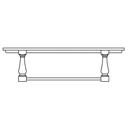 Hemmingway Dining Table 108''