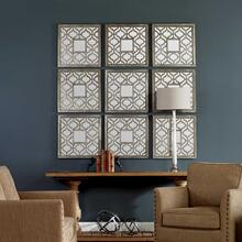 Sorbolo Mirrored Wall Decor, S/2