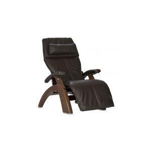 Human Touch - Perfect Chair ® PC-610 Omni-Motion Classic - Walnut - Espresso Premium Leather