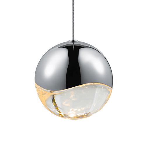 Grapes® Large LED Pendant w/Round Canopy