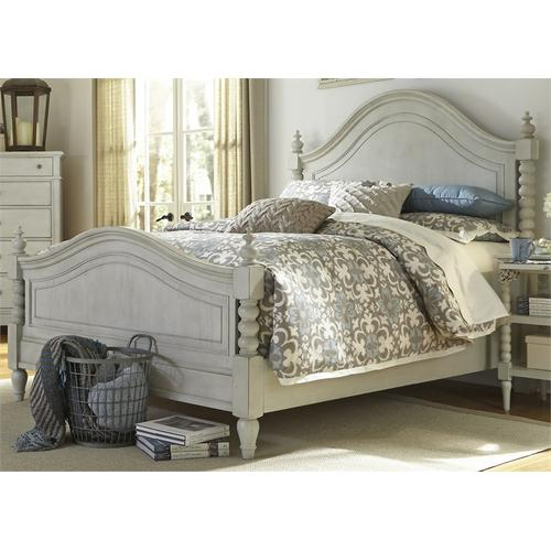 Liberty Furniture Industries - Harbor View III Poster Bed King