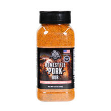 11.5 oz Homestyle Pork Rub