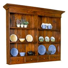Hutch for Three Door Buffet (1-1302)