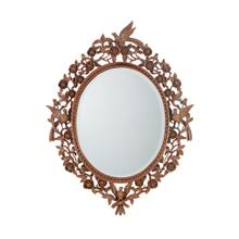 Chaucer Mirror - Linden Finish