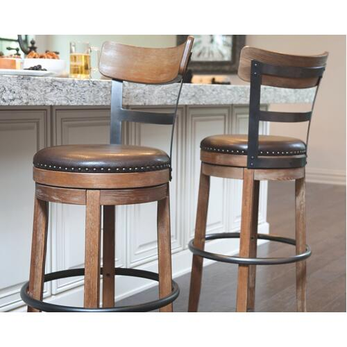 Pinnadel Bar Height Bar Stool