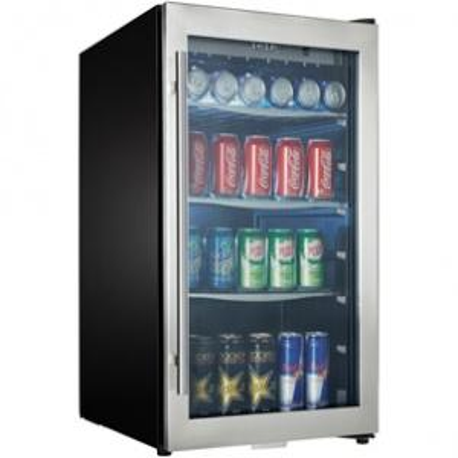 See Details - Danby Designer 124 (355mL) Can Capacity Beverage Center