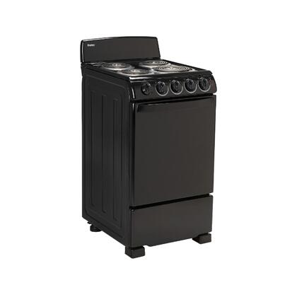 """See Details - Danby 20"""" Free Standing Electric Coil Range"""