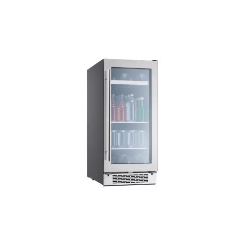 "15"" Single Zone Beverage Cooler"