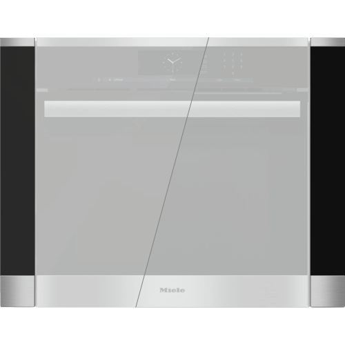 """Miele - EBA 6868 - Trim kit for 30"""" niche for installation of a convection oven/combi-steam oven 24"""" width x 24"""" height"""