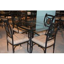 See Details - Black / Stone Side Chair